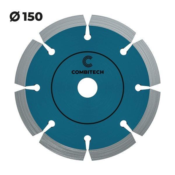 diamantschijf beton 150mm