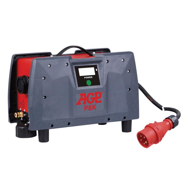 AGP Stroomomvormer P8K